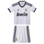 KIT ADIDAS REAL MADRID HOME JR 12-13